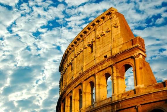 A sud di Roma